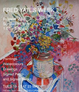 Fred Yates WEEK